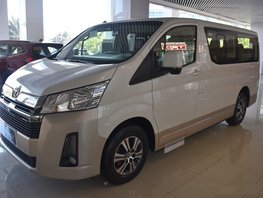 Brand New 2019 Toyota Hiace Van for sale in Manila