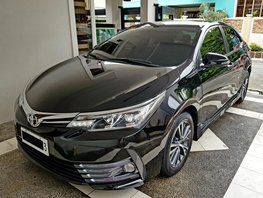 Sell 2nd Hand 2017 Toyota Corolla Altis at 25000 km