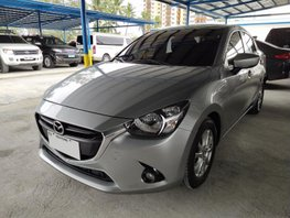 Silver 2016 Mazda 2 at 20000 km for sale