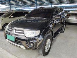 Sell Black 2014 Mitsubishi Montero Sport Automatic Diesel at 40000 km