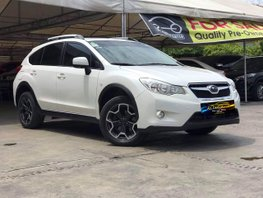 Sell Used 2012 Subaru Xv Automatic in Quezon City