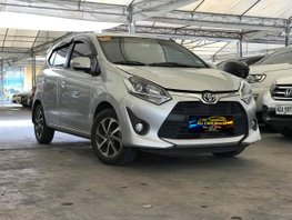 Used 2018 Toyota Wigo for sale in Makati