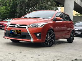 Used 2016 Toyota Yaris Hatchback at 57000 km for sale
