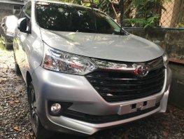 Sell Silver 2017 Toyota Avanza