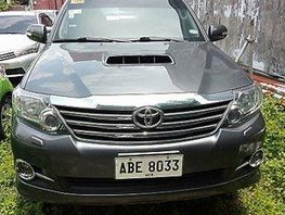 Toyota Fortuner 2016 Automatic Diesel for sale