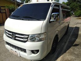 Used Foton View Transvan 2018 Manual Diesel for sale