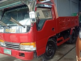 Selling 2nd Hand Isuzu Elf 2008 at 90000 km in Quezon City