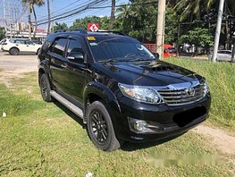 Selling Toyota Fortuner 2015 Automatic Diesel