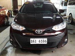 Sell Used 2019 Toyota Vios Manual Gasoline in Makati