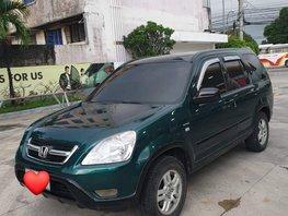 Sell Used 2002 Honda Cr-V Automatic at 123000 km