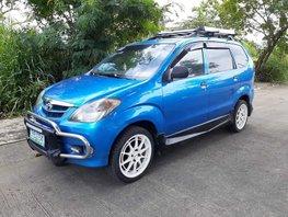 Blue 2007 Toyota Avanza Manual Gasoline for sale