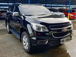 Sell Black 2016 Chevrolet Trailblazer at 38000 km