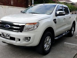 White 2015 Ford Ranger Automatic Diesel for sale