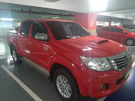 Sell Used 2013 Toyota Hilux at 54000 km in Quezon City