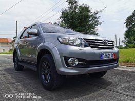Sell Used 2016 Toyota Fortuner at 44321 km in Lipa