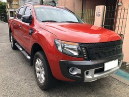 2015 Ford Ranger for sale in Manila