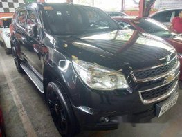 Sell Black 2016 Chevrolet Trailblazer Automatic Diesel at 19000 km