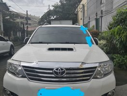 Used Toyota Fortuner 2014 for sale in Quezon City