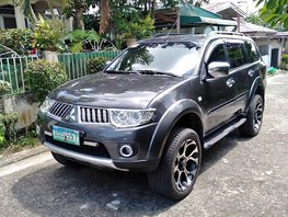 Used 2012 Mitsubishi Montero Sport Automatic for sale in Silang