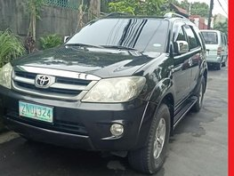 Selling 2nd Hand Toyota Fortuner 2008 Automatic Gasoline