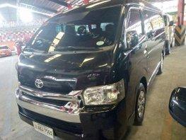 Selling Black Toyota Hiace 2017