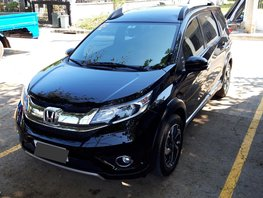 Selling 2nd Hand Honda BR-V 2017 at 15000 km in Cebu City