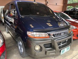 2003 Hyundai Starex for sale in Quezon City