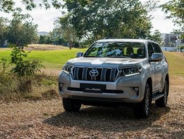 Toyota Land Cruiser Prado Price Philippines 2019: Estimated Downpayment & Monthly Installment