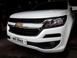 Chevrolet Trailblazer 2017 for sale in Pasig