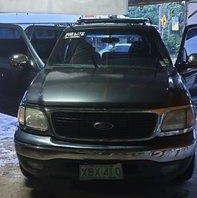 Blue Ford Expedition 2003 Automatic Gasoline for sale