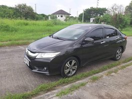 Black 2014 Honda City at 88000 km for sale