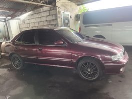 Sell Red 2001 Nissan Exalta in Quezon City