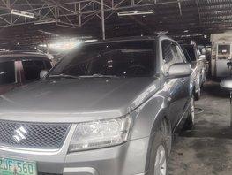 Silver 2007 Grand Vitara Automatic for sale in Quezon City