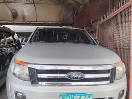 2013 Ford Ranger XLT for sale in Mindanao Ave Quezon City