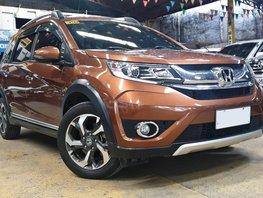 Used 2017 Honda BR-V at 20000 km for sale in Quezon City