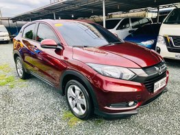Red 2016 Honda Hr-V at 31000 km for sale