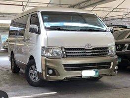Sell Used 2013 Toyota Hiace Van at 47000 km in Makati
