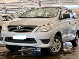 Sell 2nd Hand 2013 Toyota Innova Manual Gasoline