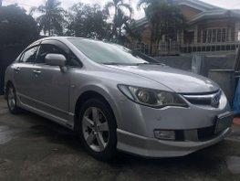 Honda Civic 2008 for sale in Quezon City