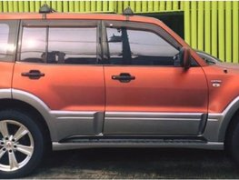 Mitsubishi Pajero 2002 for sale in Las Pinas