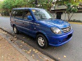 Blue 2016 Mitsubishi Adventure for sale in Makati