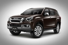 Isuzu MU-X 2018 facelift: BS6-ready & 1.9L diesel engine, slated to be released in India soon