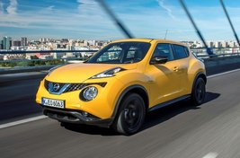 Next-gen Nissan Juke expected to debut in 2019, bigger & stronger