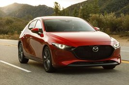 """A high performance Mazda 3 """"Hyper"""" hatch, coming in 2021?"""
