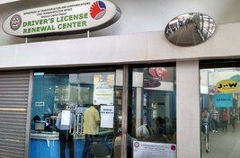 You are now able to visit LTO License renewal centers on Saturdays!