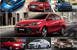 6 best small sedan alternatives to the Toyota Vios