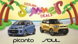 Kia PH to make buying a car tempting this summer