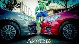 Suzuki offers Amotriz body kit for its Ciaz in Thailand