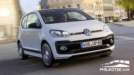 The new Up GTI packs in upcoming Volkswagen vehicles