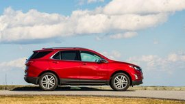 Chevy introduces redesigned 2018 Equinox with 181 kg weight loss